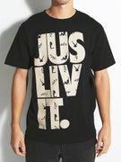 JSLV Liv It Naughty T-Shirt