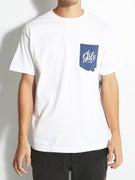 JSLV Script Pocket T-Shirt