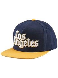 JSLV Times LA Snapback Hat