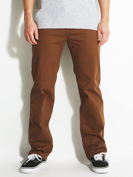 JSLV Proper Worker Pants  Chocolate