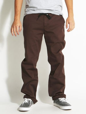 JSLV Proper Worker Pants Chocolate 28