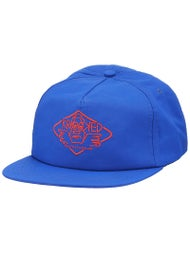 Krooked Arketype Unstructured Snapback Hat
