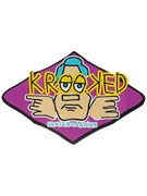 Krooked Arketype Sticker Purple Medium