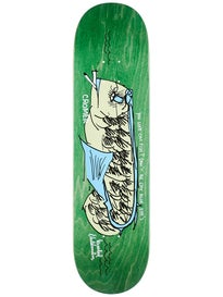 Krooked Cromer Blue Eyes Deck 8.25 x 32