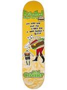 Krooked Cromer Flying Burger Gang Deck 8.06 x 32