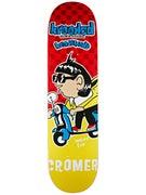 Krooked Cromer Kwadrophenia Deck 8.25 x 32