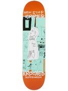 Krooked Cromer Zeroks Deck 8.06 x 32