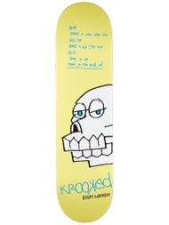 Krooked Worrest Te Veo Deck 8.125 x 32