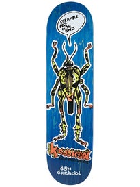 Krooked Drehobl Bug Out Full Shape Deck 8.06 x 31.97