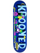 Krooked Drehobl Night Moves Deck 8.5 x 32.18