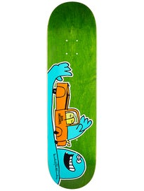 Krooked Drehobl Shortkut Deck 8.12 x 31.25