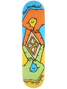 Krooked Drehobl Secret Shake Full Shape Deck 8.06x31.97