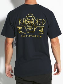 Krooked Dude Double T-Shirt