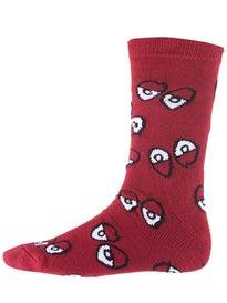 Krooked Eyes Socks
