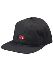 Krooked Eyes Unstructured Strapback Hat