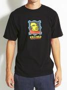 Krooked Frame Face T-Shirt