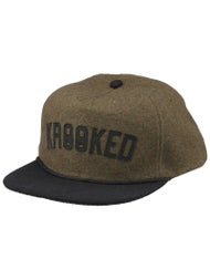 Krooked KSB Arched Unstructured Snapback Hat