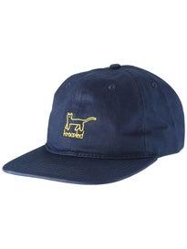 Krooked Kat Strapback Hat