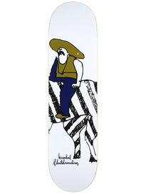 Krooked Anderson El Zebro Deck 8.12 x 32