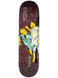 Krooked Anderson Street Justice Slick Deck 8.25 x 32