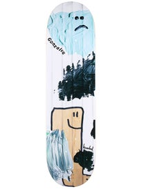 Krooked Gonz Ribbed Deck 8.38 x 32.25