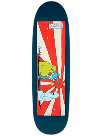 Krooked Gonz Rising Son Deck 9.18 x 32.5