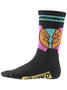 Krooked Moonsmile Socks