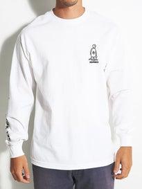 Krooked No Thank You Longsleeve T-Shirt
