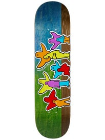 Krooked Pet Club Full Shape Deck 8.25 x 32.2