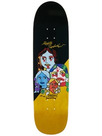 Krooked Ronnie Sandoval Herem Deck 8.5 x 32