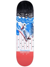 Krooked Sebo Lady Liberty Deck 8.25 x 32