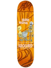 Krooked Sebo Odd Couple Deck 8.06 x 31.91