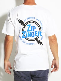 Krooked Zip Zinger T-Shirt