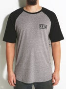 KR3W Bold Locker Premium S/S Raglan T-Shirt