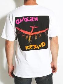 KR3W Fergus Bomber T-Shirt
