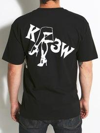 KR3W Fergus Legs T-Shirt