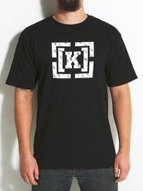KR3W Paisley Bracket T-Shirt