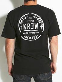 KR3W Tri Corp T-Shirt