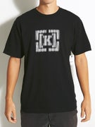 KR3W Bracket Static T-Shirt