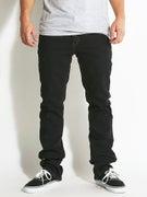 KR3W K Slim Jeans Rotten Blue