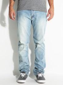 KR3W Klassic Jeans Double Stoned