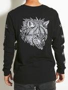KR3W Dennis McNett Fenris Longsleeve T-Shirt