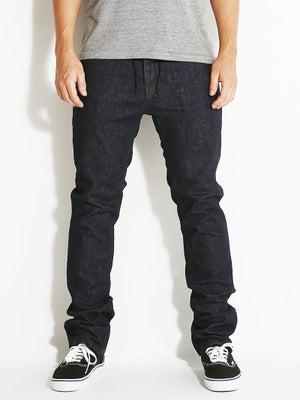 KR3W Slim Jeans Dark Blue 28