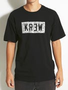 KR3W Rose Locker T-Shirt