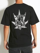 KR3W Reefer Reaper T-Shirt