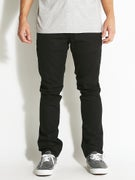 KR3W K Standard Chino Pants Black
