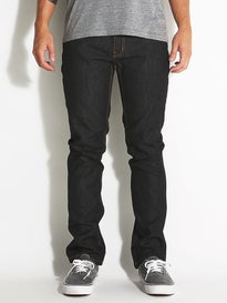 KR3W K Slim Jeans Dark Raw