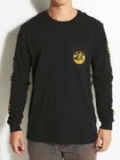 KR3W x Sketchy Tank Go Home Longsleeve T-Shirt
