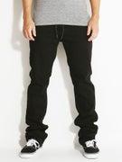 KR3W Klassic Jeans  Jet Black