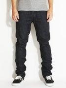 KR3W Standard Jeans  Dark Blue